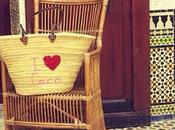 Falling Love with bag. panier marocain.