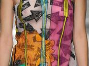 Stampe, patterns dettagli dalla london fashion week, collezioni donna 2014
