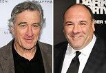 "Robert Niro sostituisce James Gandolfini ""Criminal Justice"""