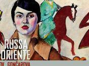 L'Avanguardia russa, Siberia l'Oriente. Kandinsky, Malevič, Filonov, Gončarova Palazzo Strozzi