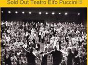 Sold concerto Eugenio Finardi, venerdĂŹ settembre 2013 Milano, Teatro Elfo Puccini.