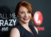 bellissima Bryce Dallas Howard lizza ruolo Jurassic World