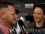 Stephen Moyer parla nudo frontale Alex BAFTA