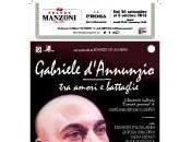 TEATRO sera incontriamo Gabriele d'Annunzio