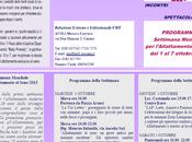 Settimana mondiale allattamento seno (sam) 2013