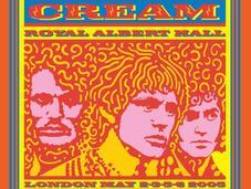 Royal Albert Hall London 2-3-5-6 2005 Cream!