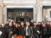 Belstaff David Beckham celebrano l'opening della House Londra
