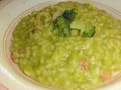 Risotto broccoletti pancetta