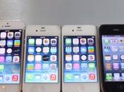 Ecco speed-test iPhone 5S-5C-5-4S-4-3GS-3G-2G Video