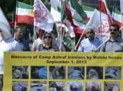Ostaggi Ashraf Catherine Ashton esprime paura estradizione Iran