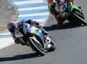 Superbike, Laguna Seca: Marco Melandri conquista terza posizione Gara