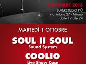 NEWS. Evento SUPER-BAR with COOLIO,SOUL SOUL NICK TIEL