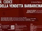 """Codice della Vendetta Barbaricina"""" Venerdì Ottobre 2013 Cagliari"""