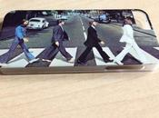 Case iPhone Beatles Abbey Road