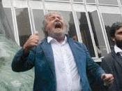 """Bufera Fico dopo presidio Grillo Viale Mazzini. difende: """"Sono prima tutto cittadino"""" (Ansa)"""