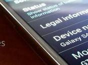 Android arrivare Samsung Galaxy