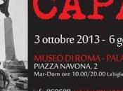 Robert Capa mostra museo Roma ottobre
