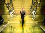 Milano Fashion Week 2014 Versace: Donatella Versace