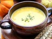 Crema vellutata zucca patate