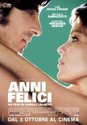 CINEMA ANNI FELICI Daniele Luchetti: film italiano