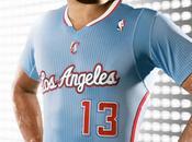 Angeles Clippers, maglia blu: omaggio Diego
