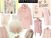 Fall winter 2013 Sketchbook n°5: PINK!