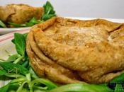 Tortini verdure, pasta madre