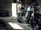 Ugly Bros' Cafe Racer