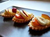 Barchette frutta