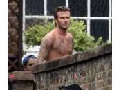 David Beckham biancheria intima tetti Londra H&M (foto)
