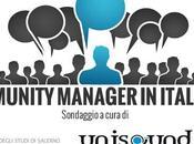 Ecco profilo Community Manager Italia 2013