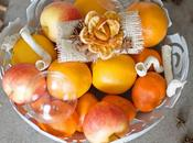 TUTORIAL: BOMBONIERE RICICLO DELLE BUCCE D'ARANCIA /DiY upcycled orange peel party favors