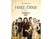 """Poster terza stagione """"Hart Dixie"""""""