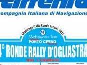 Tirrenia official carrier della quarta edizione Ronde Rally dell'Ogliastra