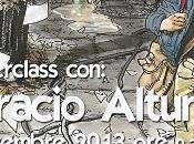 Incontro Horacio Altuna all'Accademia Belle Arti Perugia