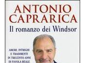 News. antonio caprarica: romanzo windsor