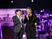 """milioni spettatori show """"Gianni Morandi Live Arena"""" Canale"""