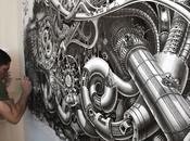 Samuel Gomez: graphite drawings