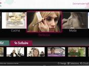 Samsung Smart arriva l'app video Donna Moderna