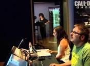Call Duty: Ghosts, video Anita Caprioli impegnata doppiaggio
