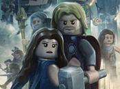 poster LEGO Thor: Dark World