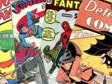 Lezioni l'Editoria Fumetti