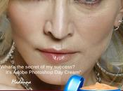 Photoshop cream: madonna