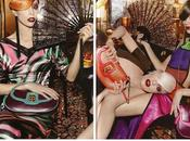 Louis Vuitton primavera estate 2011 campagna preview