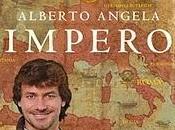 libro giorno: Impero. Viaggio nell'Impero Roma seguendo moneta Alberto Angela (Mondadori)