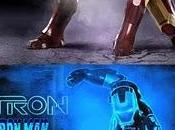 Photoshop: Iron versione Tron