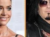 Nikki Sixx Finisce storia d'amore Denise Richards