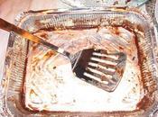 Torta cioccolato farcita crema mascarpone nutella, meglio, quel rimane.