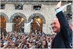 Governance Poll 2010: Sindaco Salerno Luca podio