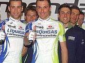 Team LIQUIGAS CANNONDALE 2011